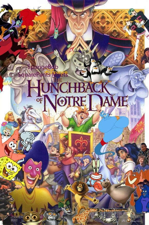 Poster do filme The Ghost of The Hunchback