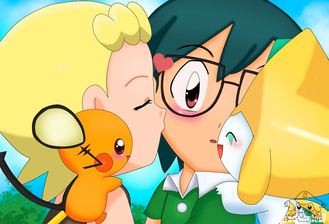 bonnie pokemon crying
