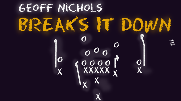 Geoff Nichols Breaks Down The Minnesota Vikings