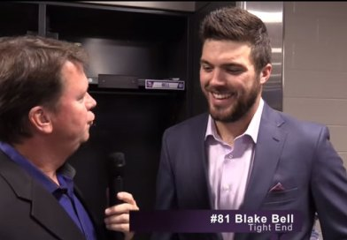 VikeFans Interview with TE Blake Bell After Win in Atlanta