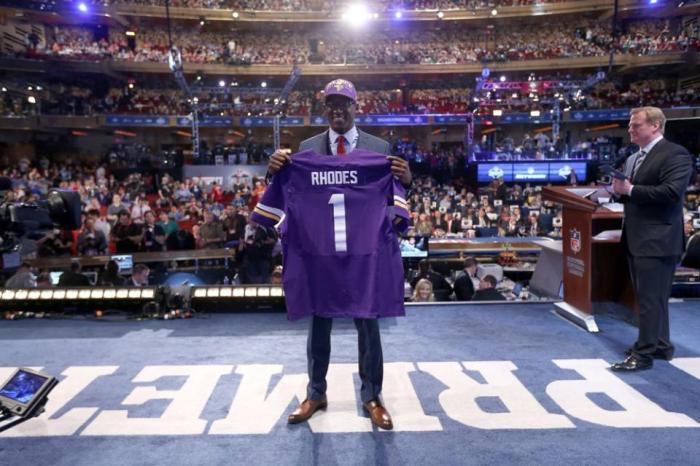 Xavier Rhodes NFL Draft