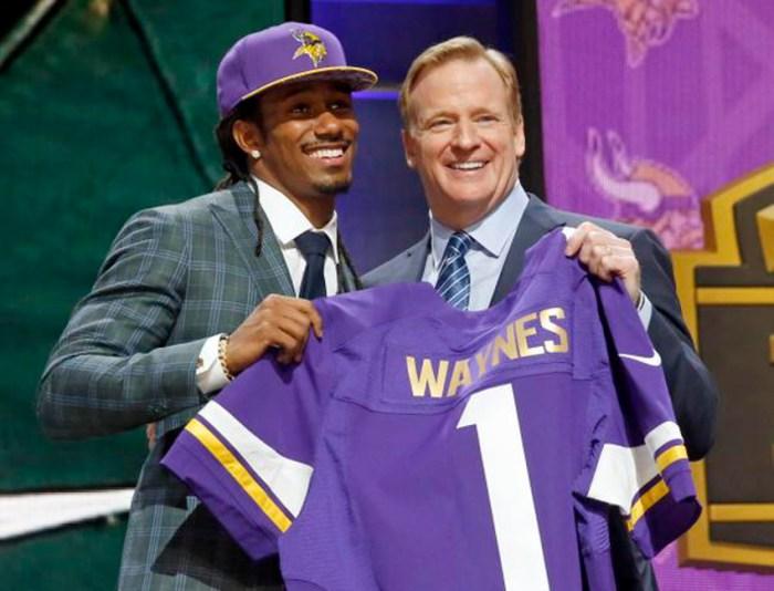 Trae Waynes Draft