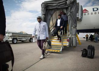 Vikings Travel to Denver