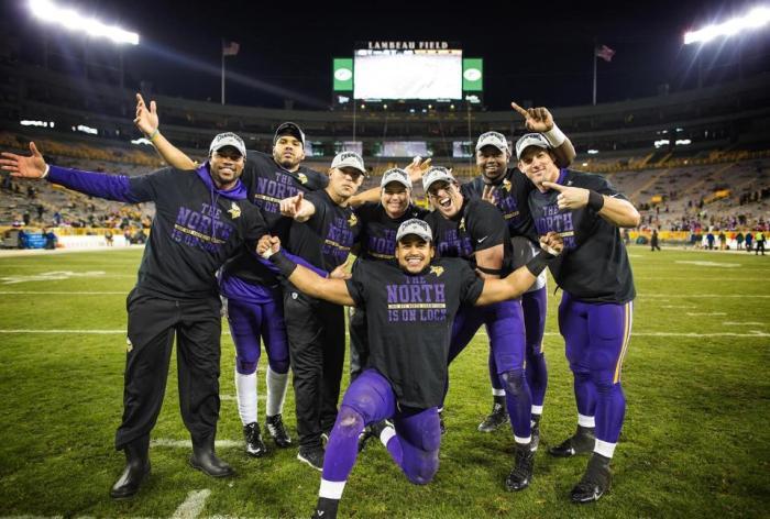 Vikings 2015 Season Is A Success Regardless
