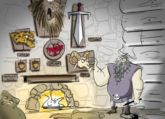 Matt Engstrom Vikings Illustrations Vikings Wall Collection