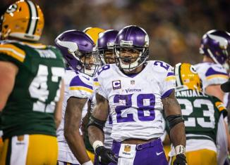 Adrian Peterson All Pro