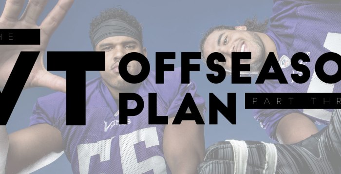 Vikings 2016 Offseason Plan Part 3