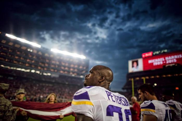 Vikings offense is predictable