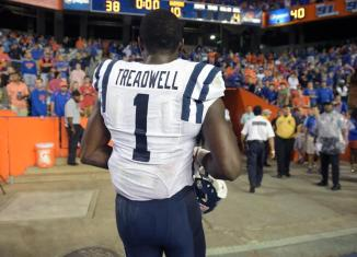 "Treadwell's speculated ""fall"""