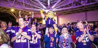 Minnesota Vikings GM Rick Spielman