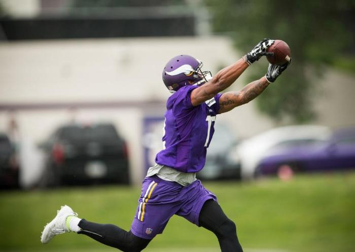 Opportunity Awaits Vikings Receivers