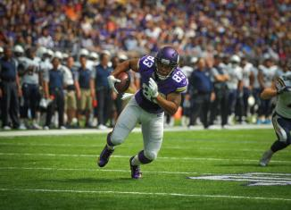 Vikings avoid major injuries