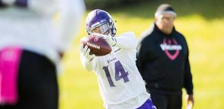 Stefon Diggs Will Start vs. Philadelphia Eagles