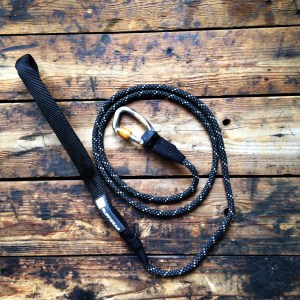 knot-a-leash obsidian black