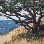 A Tree In Bandon by Alan Greene