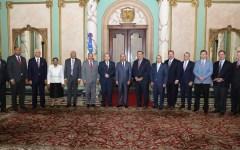 Danilo recibe a congresistas de Massachussets y miembros de Cámara de Cuentas