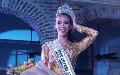 Laury Díaz es Miss Teen Silueta Internacional