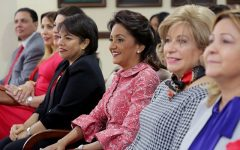 Primera Dama exhorta a la población a fomentar valores espirituales, morales y ciudadanos