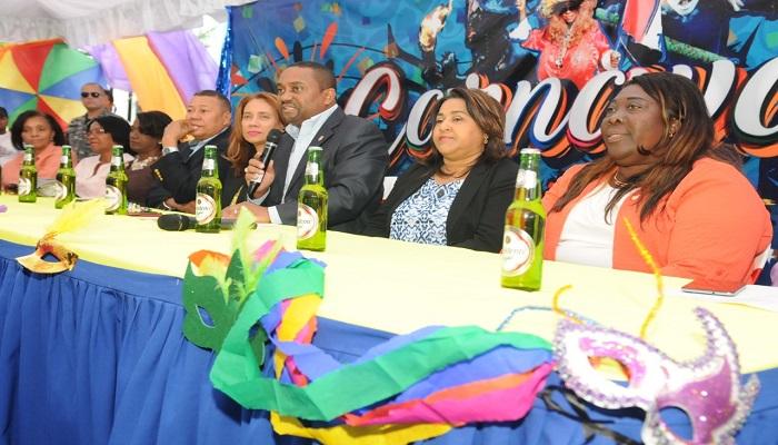 Alcaldía de Santo Domingo Norte anuncia celebración Carnaval SDN 2018.