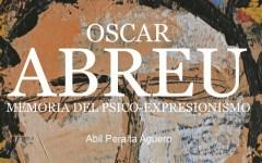Obra de Oscar Abreu será presentada en Feria del Libro 2018