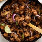 Pepper Chicken recipe, nadan chicken recipe, spicy chicken curry, kerala recipe
