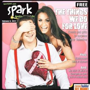 Cover of Spark Magazine
