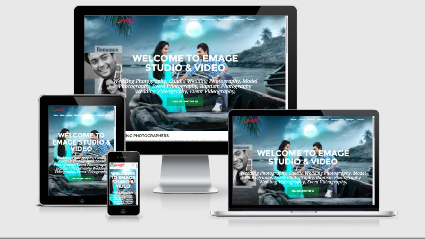 website designer kerala