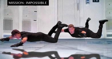 Видео: Американский актер Том Круз сыграл свои лучшие роли за девять минут.