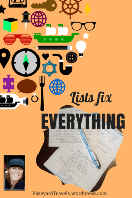 Lists Fix Everything