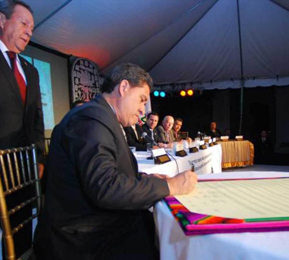 El Acuerdo de Tikal