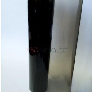 Глянцевая светло-черная пленка для фар, 40 см