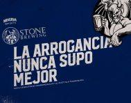 Minerva invita a presentación de Stone Brewing Co. en #GDL y #CDMX