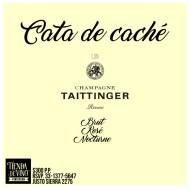 Cata de Champagne Taittinger en La Tienda