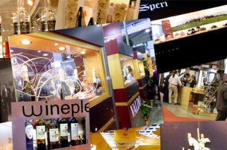 "VINITALY 2013 tra Export & ""Vinitaly Wine Club""."