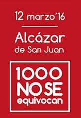 1000noseequivocan2016