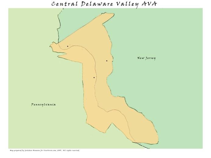 Central Delaware Valley AVA