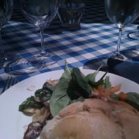 Lunch at Peju