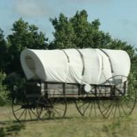 A Conestoga Wagon?