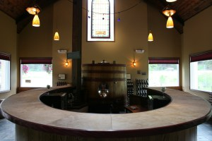 Tasting Room at Stone Faces Winery