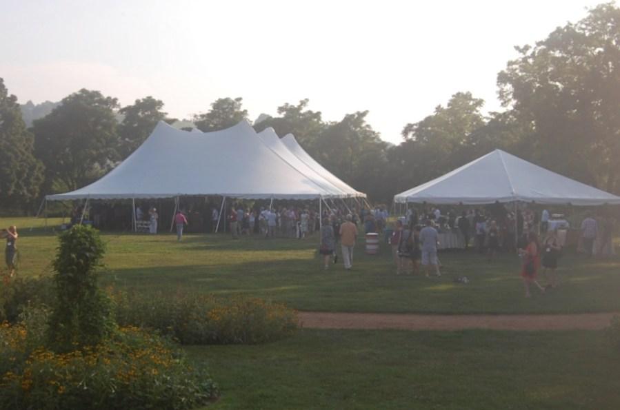 WBC'11 Wine Reception at Monticello