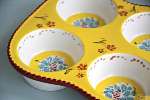 TK Maxx Vintage Muffin Tin