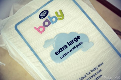 Boots Haul Baby Cotton Wool Pads