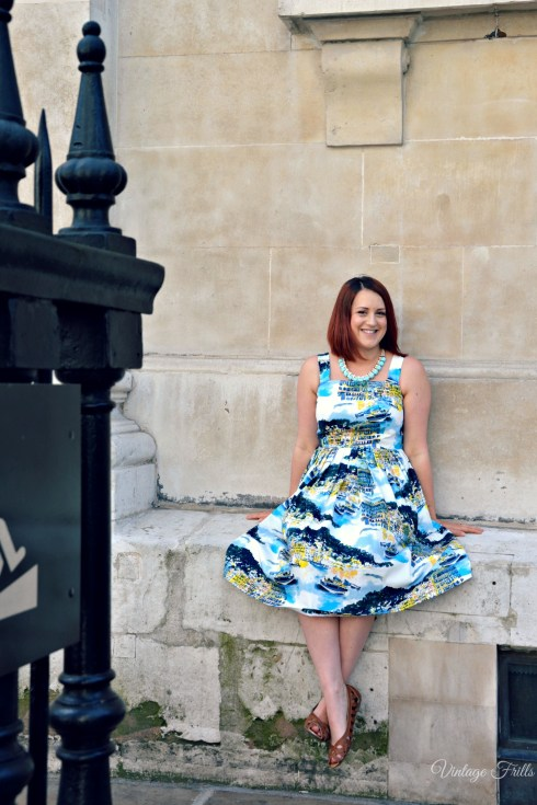 George Vintage Style Seaside Dress Review