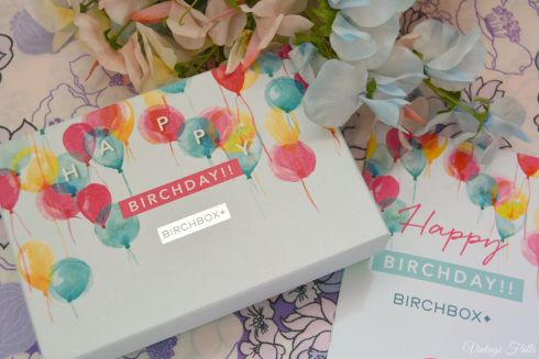 Sepember 2015 Birchbox Review