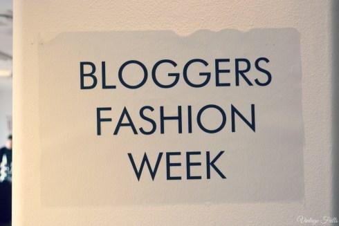 Bloggers Fashion Week