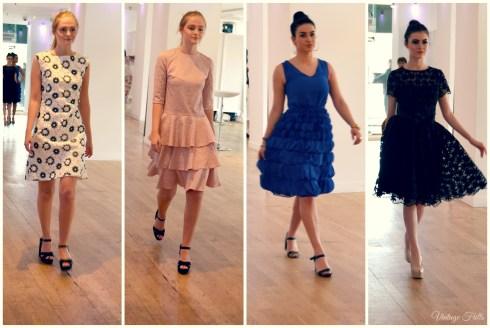 Bloggers London fashion Week Catwalk
