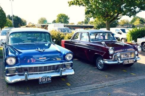 Classic Cars Kingsmeadow Vintage Alldayer