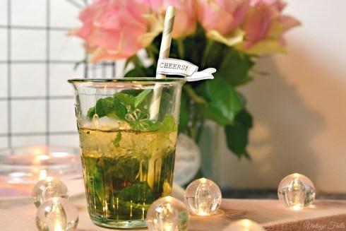 Taste Cocktails Mint Julep