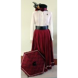 Charmful Blouse Victorian Style Dresses Make An Easy Victorian Costume Dress A Skirt Rent Victorian Style Dresses