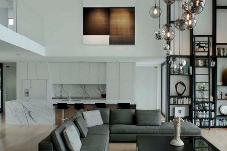 luxurious lighting ideas for your living room 5